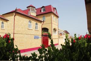 Гостиница Красный бак, Дербент