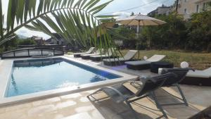 Villa Oleander, Apartments  Marina - big - 21