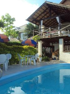 Dell'Osky Residencial, Penzióny  Florianópolis - big - 43