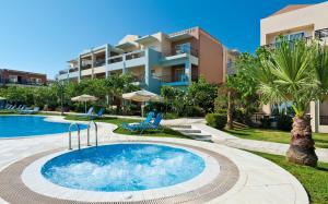 Selini Suites, Hotely  Kolimvárion - big - 31