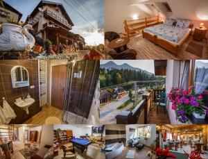 Privat Gazda Pension - Apartment - Ždiar