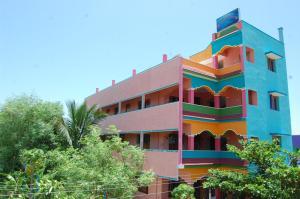Auberges de jeunesse - Rainbow Guest House Tiruvannamalai