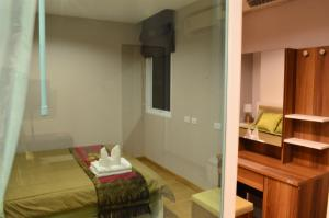 Pansook The Urban Condo, Apartmanok  Csiangmaj - big - 21