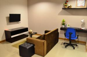 Pansook The Urban Condo, Apartmanok  Csiangmaj - big - 22