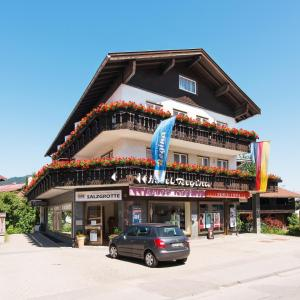 Accommodation in Oberstdorf
