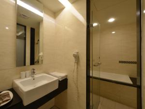 Goodness Plaza Hotel, Hotel  Taishan - big - 5