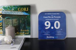 Casa File de Poveste, Vendégházak  Zsilvásárhely - big - 24