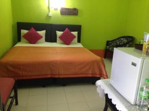 The Box Chalet, Motels  Pantai Cenang - big - 34