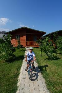Парк-Отель Yildiz Pension Bungalows, Чиралы