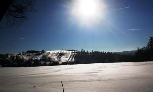Holiday Home Vříšťalka, Nyaralók  Sněžné - big - 5