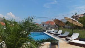 Villa Oleander, Apartments  Marina - big - 20