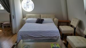 Salvo Suites, Apartmány  Montevideo - big - 139