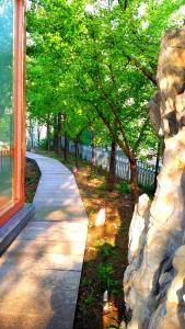 Jinan National Science International Golf Spa Villa, Vily  Ťi-nan - big - 14