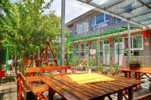 Beijing Laozhang Garden Farmstay, Case di campagna  Yanqing - big - 9