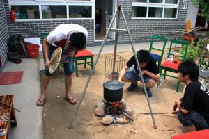 Beijing Laozhang Garden Farmstay, Case di campagna  Yanqing - big - 54