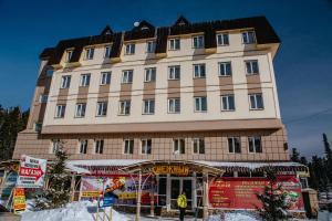 Hotel Snezhny - Sheregesh