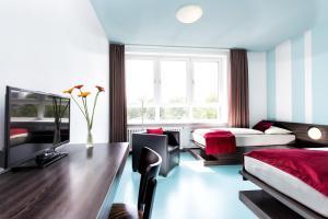 Hotel Grenzfall, Hotely  Berlín - big - 6