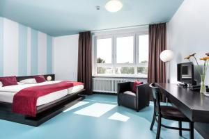 Hotel Grenzfall, Hotely  Berlín - big - 7