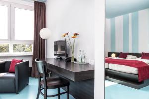 Hotel Grenzfall, Hotely  Berlín - big - 4