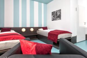 Hotel Grenzfall, Hotely  Berlín - big - 9