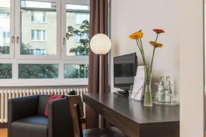 Hotel Grenzfall, Hotely  Berlín - big - 13
