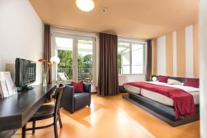 Hotel Grenzfall, Hotely  Berlín - big - 38