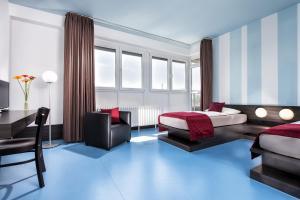 Hotel Grenzfall, Hotely  Berlín - big - 31