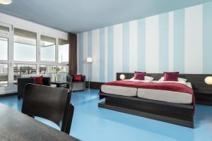 Hotel Grenzfall, Hotely  Berlín - big - 32