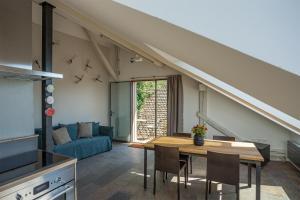 Apartment Murtensee und Alpen, Apartments  Bellerive - big - 2