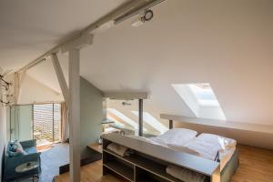 Apartment Murtensee und Alpen, Апартаменты  Bellerive - big - 11