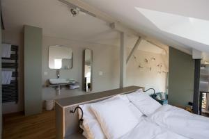 Apartment Murtensee und Alpen, Apartments  Bellerive - big - 12