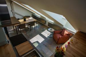 Apartment Murtensee und Alpen, Апартаменты  Bellerive - big - 9