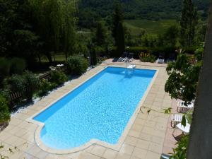 Chambre d'hôtes La Méridienne - Accommodation - Venterol