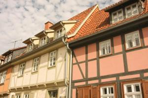 Urlaub im Fachwerk - Klink, Appartamenti  Quedlinburg - big - 37