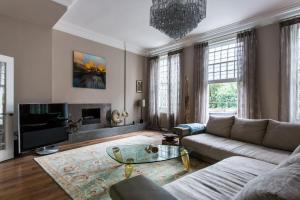 onefinestay - South Kensington private homes III, Апартаменты  Лондон - big - 73