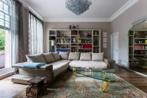 onefinestay - South Kensington private homes III, Апартаменты  Лондон - big - 89