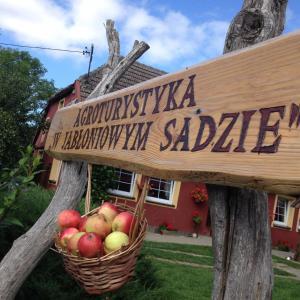 Agroturystyka W Jabłoniowym Sadzie