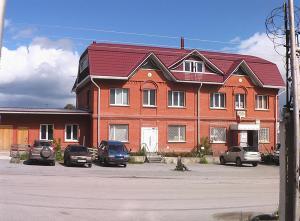 Perekrestok Hostel Moto - Malaya Krivoshchëkova
