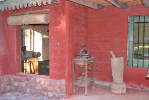 Casa Baquero, Chaty  Maipú - big - 5
