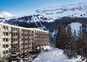 Accommodation in Flaine