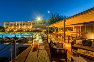 Niforeika Beach Hotel Achaia Greece