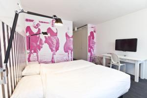 Hotel Bommeljé, Hotel  Domburg - big - 22