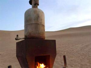Auberges de jeunesse - Jiuquan Mingsha Mountain Desert Camp Accommodation