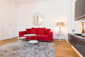 Rafael Kaiser – Budget Design Apartments Vienna, Апартаменты  Вена - big - 76