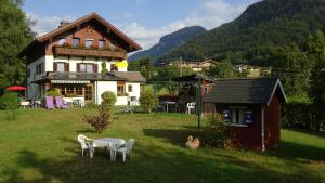 Appartement Scheibling, Appartamenti  St. Wolfgang - big - 32