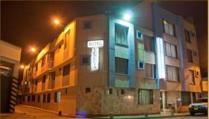 Hotel Venecia Confort, Hotels  Pasto - big - 17