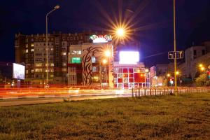 Отель Малибу, Омск
