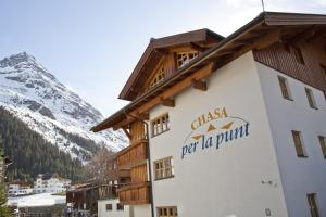 Chasa Per La Punt - Chalet - Galtür