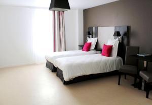 Odalys City Colmar La Rose d'Argent, Apartmánové hotely  Colmar - big - 7