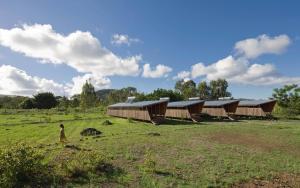 Morerava Eco Lodge, Chaty  Hanga Roa - big - 18
